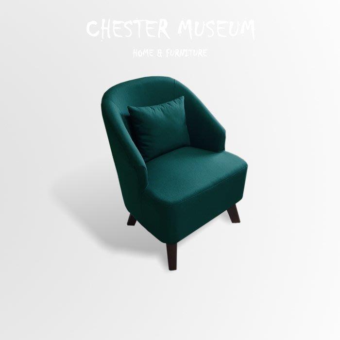 北歐風設計小沙發 單人沙發 沙發 小沙發 椅子 單人椅 主人椅 單人布沙發 布沙發 INS 套房 咖啡廳 咖啡店 民宿