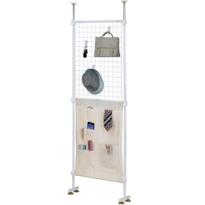 【中華批發網DIY家具】 S-23-01-60公分網格屏風(附收納袋)