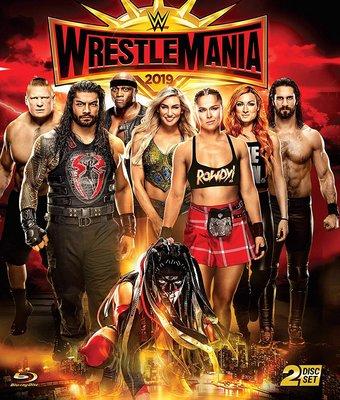 ☆阿Su倉庫☆WWE摔角 WrestleMania 35 Blu-ray WM35摔角狂熱精選專輯藍光版 預購熱賣特價中