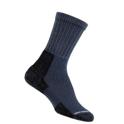 【速捷戶外】美國 Thorlos KXW 厚底登山健行襪(女款)-深藍 登山/賞雪/保暖襪