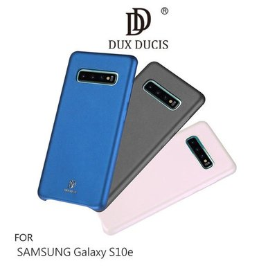 【愛瘋潮】DUX DUCIS SAMSUNG Galaxy S10e SKIN Lite 保護殼 軟殼 鏡頭螢幕加高保護