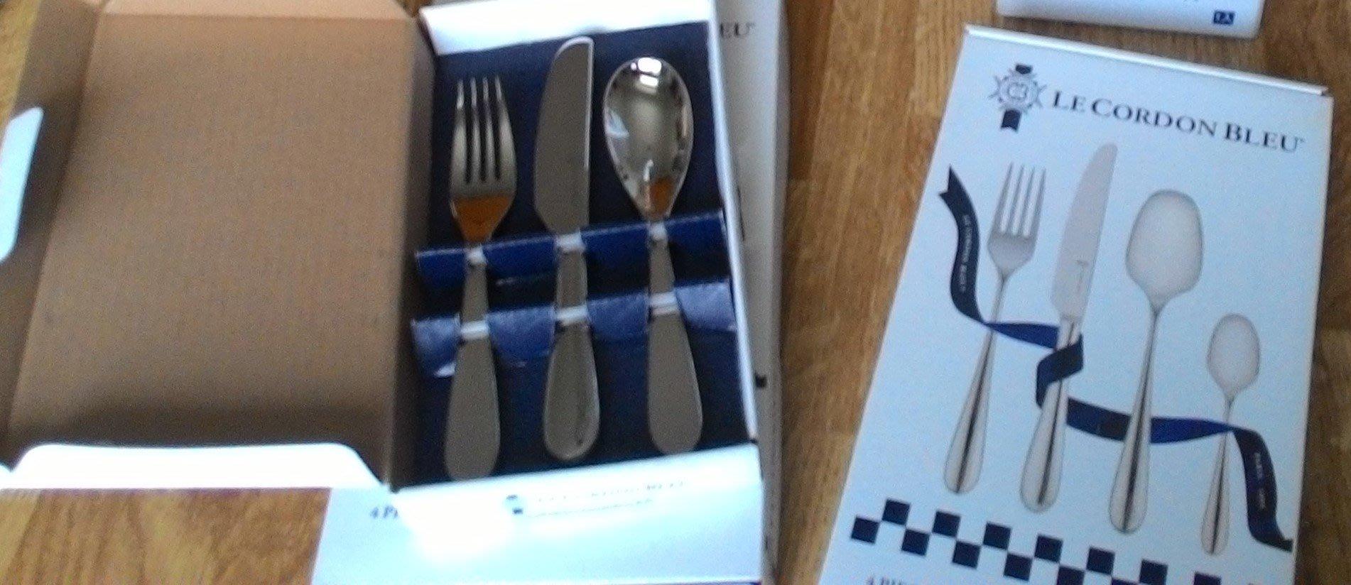LE CORDON BLEU法國藍帶學校餐具-小三件餐具