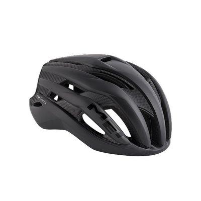 【online bike】線上單車 MET 3K Trenta 安全帽 消光黑