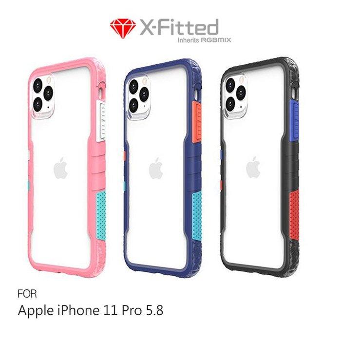 強尼拍賣~X-Fitted Apple iPhone 11 Pro(5.8吋) Chameleon 彩框保護殼