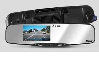 【益迅汽車】DOD RX300W 後視鏡型 行車記錄器 1080P 支援倒車顯影