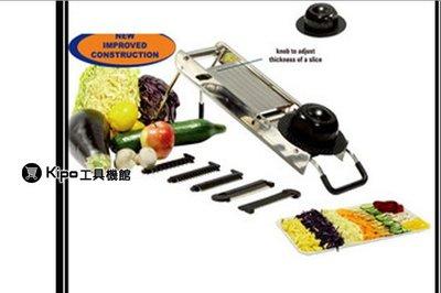 不鏽鋼蔬果/蔬菜切片機/水果切片機/切絲機/料理機NFA0020S1A
