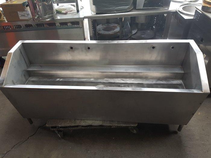 【泰裕二手貨餐具行】中古洗手水槽適用公司或幼兒園(另有工作台攤車)