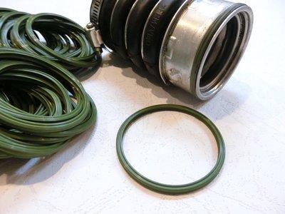 ☆光速改裝精品☆BMW N54 N55 M57 原廠型中冷器   耐油 耐高溫 O-ring