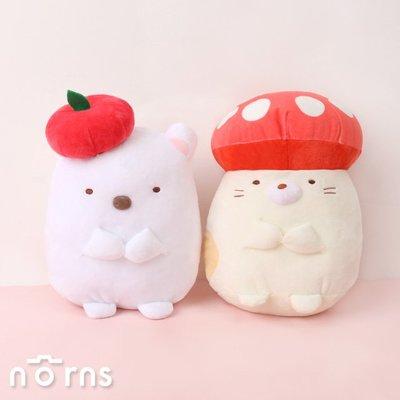 【角落生物娃娃 森林篇10吋】Norns 角落小夥伴正版 貓咪白熊 絨毛玩偶