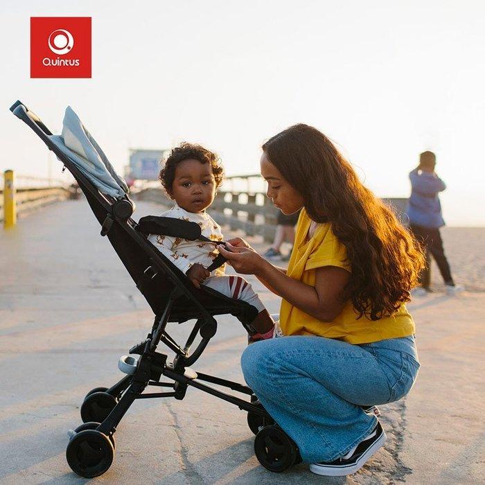 Qtus by quintus昆塔斯 Q8 嬰兒推車  輕便折叠   新生兒童 嬰兒車 傘車