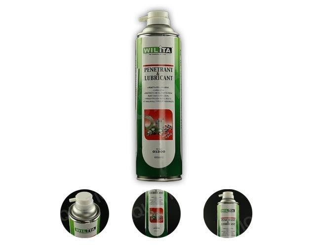 英國WILITA威力特 生鏽零件鬆脫劑 超強滲透力 除鏽保護劑