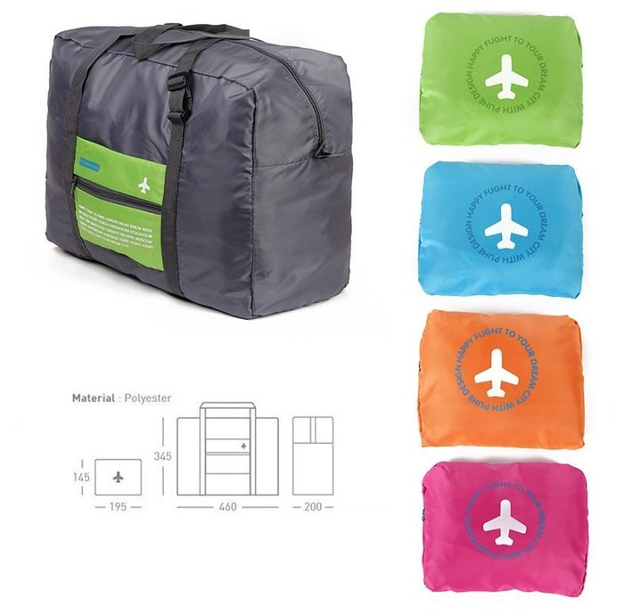 大容量包包 收納包收納袋 旅行收納包 防潑水可折疊式 大容量行李手提包包 收納袋(現貨)