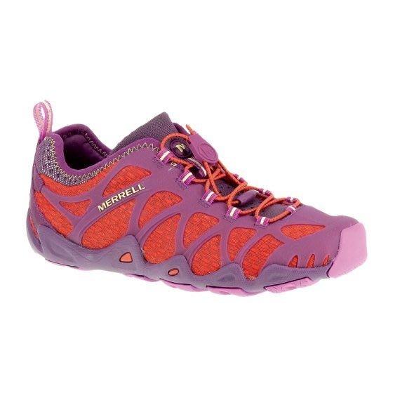 [WALKER 休閒運動] MERRELL AQUATERRA NYMPH 水陸兩棲 多功能 野趣健走鞋 女24596