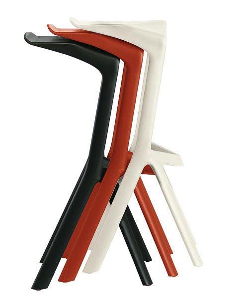 【 一張椅子 】自取出清價  Konstantin Gricic 復刻款,Miura 摩拉機械造型椅