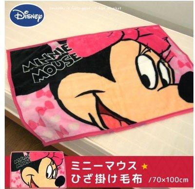 日本迪士尼DISNEY正版 小蓋毯 午睡 小抱毯 冬天單人毯 米奇米尼MICKEY