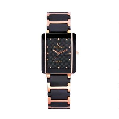 9C 61222RG-2M 愛戀櫻花半陶瓷手錶手表范倫鐵諾古柏 Valentino Coupeau