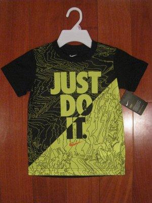 Nike 男童短T 尺寸 6歲  DRI-FIT
