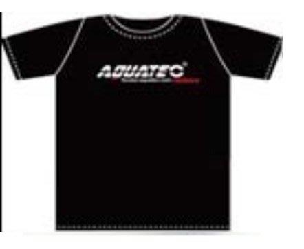 AQUATEC TS-350 潮T,100%純棉
