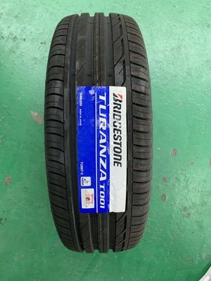 +超鑫輪胎鋁圈+BRIDGESTONE 普利司通 T001 225/50-17另有3st   f1a3