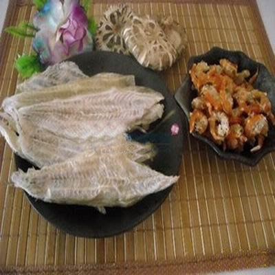 【澎湖扁魚干-約300g±10%/包-2包/組】沿岸捕撈扁魚魚肉曬乾提味食材之一產地直送-2501003