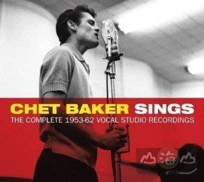 Chet Baker Sings-Complete 1953-62 Vocal Studio Record--47770