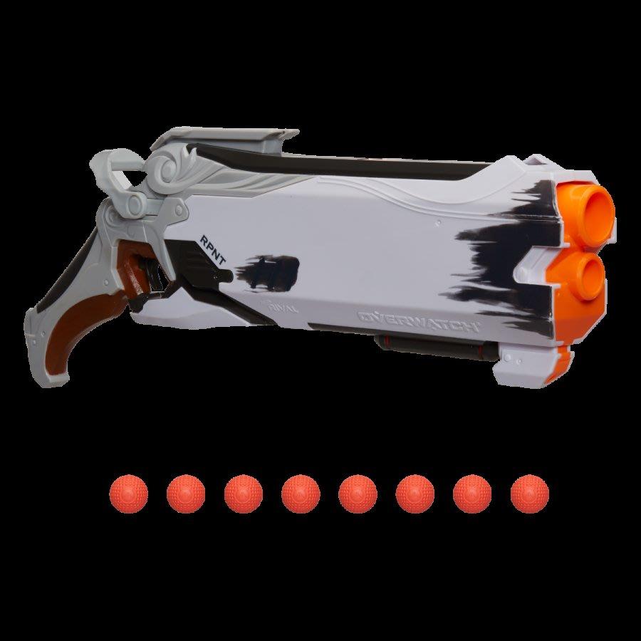 【丹】暴雪商城_Overwatch Wight Reaper Nerf Rival 鬥陣特攻 死神 玩具槍 可射擊 單把