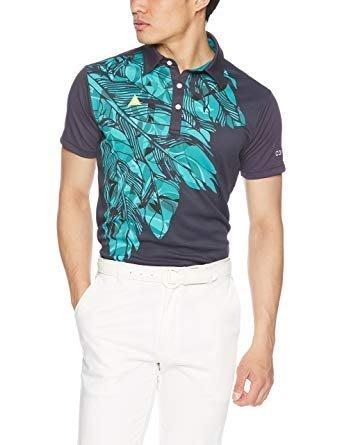 藍鯨高爾夫 le coq sportif 男短袖T - #QGMLJA20(藍)