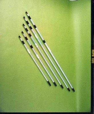 【光志】1.5米3節鋁合金伸縮桿~2米到12米。旗桿 夜市