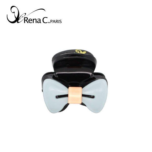 BHI1579-法國品牌RenaChris 可愛蝴蝶結小鯊魚夾 抓夾【韓國製】AngelRena