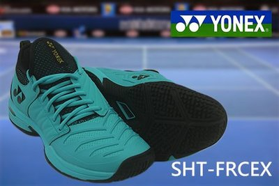 (台同運動活力館) YONEX POWER CUSHION FUSIONREV3【紅土專用】網球鞋 紅土鞋 SHTFRC