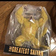 一番賞 龍珠 Dragon ball 偉大的撒亞人 Greatest Seiyan 尾賞 大猿 約30cm 日版