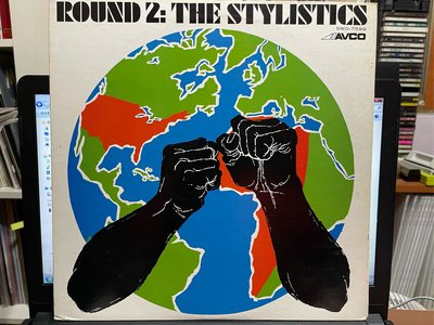 The stylistics/Round 2 西洋音樂 黑膠唱片