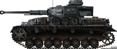 [五星上將] 1/35 德軍四號Pz.Kpfw.IV Ausf.各型坦克-3[代工客製化]