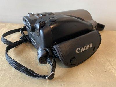 [老東西]早期日本製CANON EPOCA 135 caption 特殊砲筒式類單高階底片相機,38-135MM 鏡頭