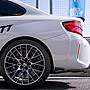 Jetzem BMW F87 M2 M2C M2 competition Jetzem 後保定風翼 全碳 TRANCO