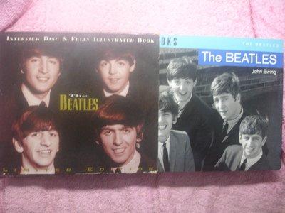 [原版光碟]I The Beatles INTERVIEW DISC + FULLY ILLUSTRATED BOOKS
