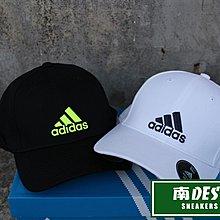 南◇現 ADIDAS PERF CAP 帽子 白深藍 小LOGO 黑黃 基本 老帽 男女 復古 愛迪達