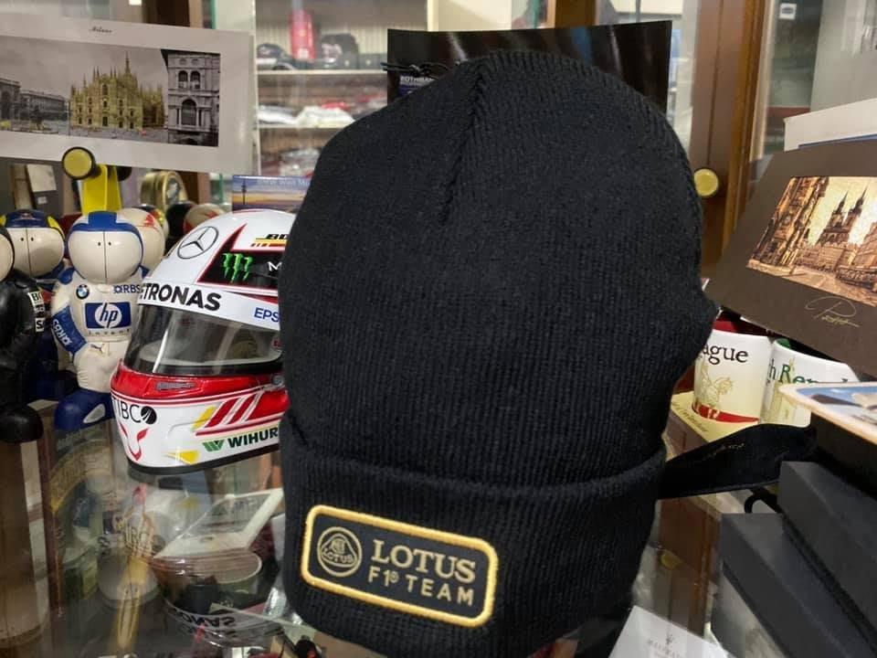 Lotus蓮花F1車隊毛帽~促銷~