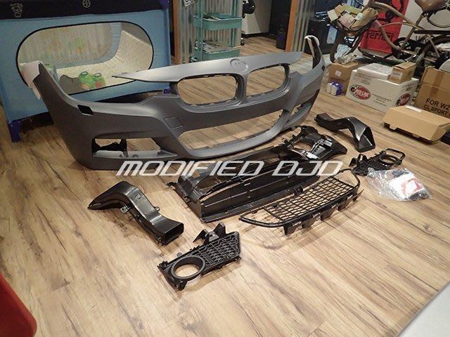DJD 16 BM-I0438 寶馬 BMW F30 M-TECH 前保桿