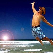 特賣出清原價500【ZH-92】MAN AWARE 舒適寬鬆運動型沙灘褲 M L XL 號
