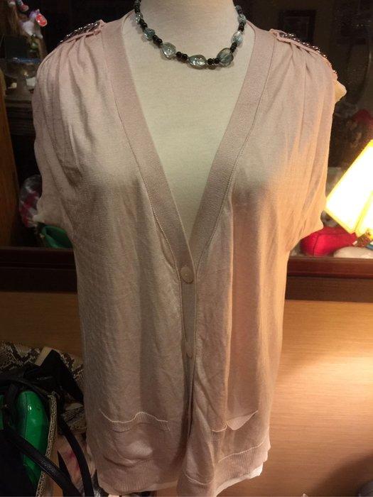 金安德森kinloch Anderson粉色造型外套