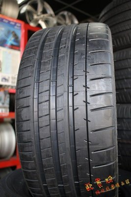 +OMG車坊+全新米其林輪胎 PSS 235/40-19 ~直購價10000元~PILOT SUPER SPORT