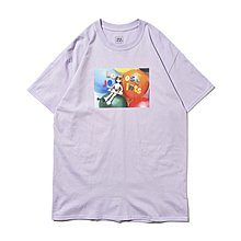 "[ LAB Taipei ] LOOSEJOINTS "" M&R TEE 1 "" (Purple)"