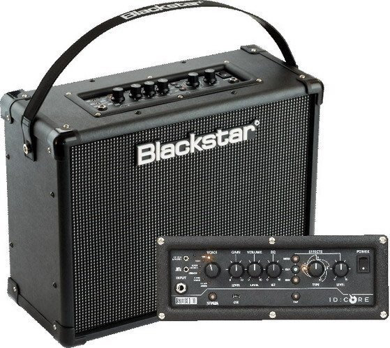 ☆ 唐尼樂器︵☆ Blackstar ID Core Stereo 10 電吉他10瓦雙喇叭立體聲音箱(內建綜合效果器)