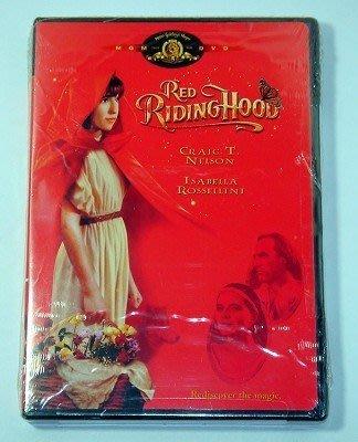 【兒童英語動畫DVD】小pen外文童書d84--Red Ridinghood小紅帽【真人電影版】
