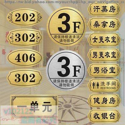推拉標識牌指示牌推拉門牌號碼牌樓層指示牌數字牌樓層牌門牌家用門牌號碼 廣告招牌 招牌製作 掛牌滿339出貨