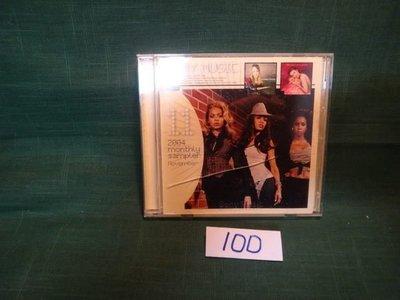 【愛悅二手書坊 CD-22】2004 monthly sarnpler 2004流行英語單曲排名