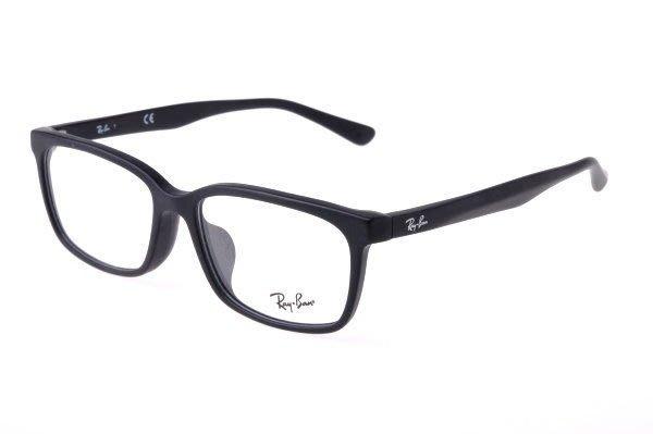 ☆鏡典眼鏡☆公司貨真品 RAYBAN 雷朋眼鏡~超低價衝人氣~數量有限~鼻墊加高亞洲版~054霧黑