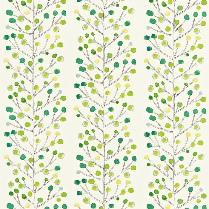 【Uluru】歐洲期貨窗簾.北歐簡約 BERRY TREE (5色) 莓果樹 植物 漿果 窗簾 ES215系列
