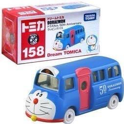 Tomy TOMICA 158 哆啦a夢 小叮噹 公車